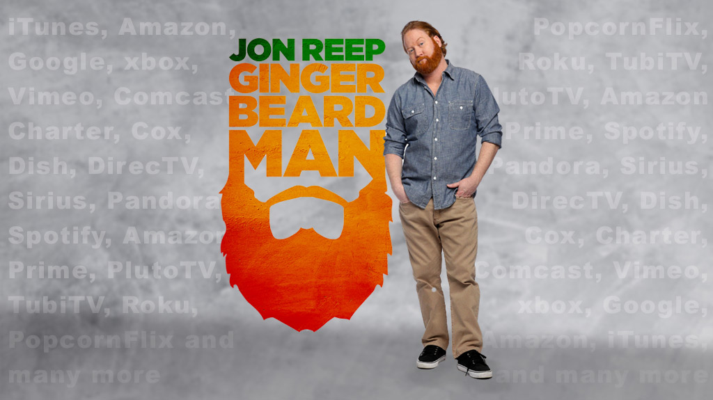 Ginger Beard Man Comedy Special