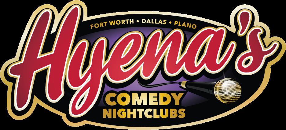 Hyena's Comedy Club Logo