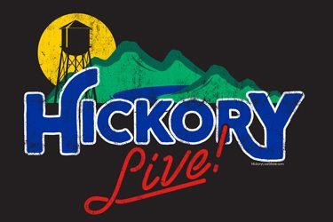 Hickory Live logo